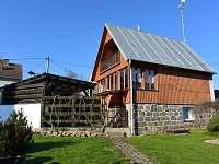 Chata k pronajmutí - Stránecká Zhoř Vysočina