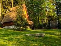 Chata Kouty - ubytování Kouty u Ledče nad Sázavou
