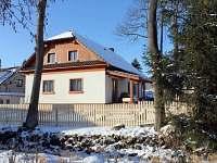 Chalupa k pronájmu - dovolená Žďársko rekreace Fryšava pod Žákovou horou