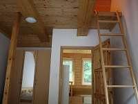Chata Tři Studně - ložnice 1 -