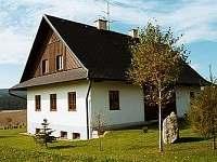Chalupa k pronajmutí - Křižánky Vysočina