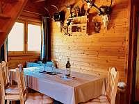 jídelna - chata k pronájmu Police