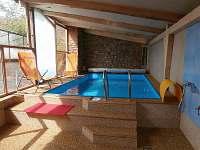 vyhřívaný bazén 3x4m