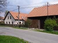 ubytování Nová Ves u Nového Města na Moravě Chalupa k pronájmu