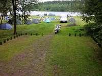 pohled z chaty na Dářko