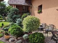 Zahrada - ubytování Mrákotín