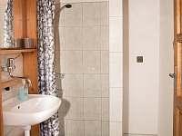 koupelna samostatný pokoj - Pohořílky