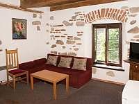 malý apartmán s 2 ložnicemi - Pohořílky