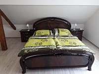 ložnice - apartmán k pronájmu Horní Bradlo - Lipka
