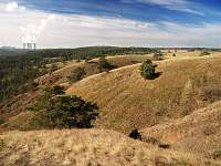 hadcova step u Mohelna - Dalešická Přehrada