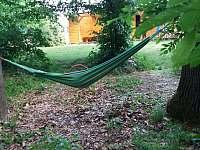 houpačka - chata k pronájmu Dalešická Přehrada