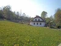 Levné ubytování Koupaliště Bystřice nad Perštejnem Chalupa k pronajmutí - Kuklík