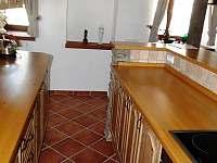 Apartmán - kuchyňka - Proseč pod Křemešníkem