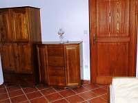 Apartmán - ložnice - Proseč pod Křemešníkem