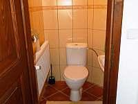 Apartmán - samostatné WC - pronájem Proseč pod Křemešníkem