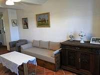 Apartmán - společenská místnost - Proseč pod Křemešníkem