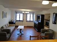 Apartmán - společnenská místnost - Proseč pod Křemešníkem