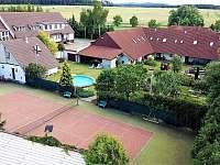 ubytování Horní Hlíny v penzionu