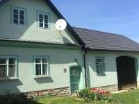 Chata sedmička - chalupa ubytování Újezdec