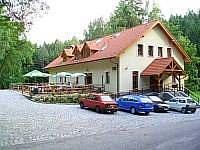 restaurace Polanka - pronájem chalupy Újezdec