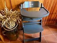 Dětská židlička - Kamenice u Jihlavy