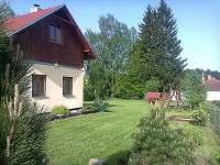 Chata k pronajmutí - okolí Lhoty-Vlasenic