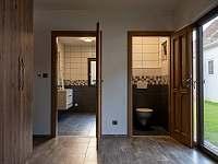 koupelna a WC - Police