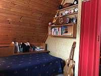 ložnice3 - chata k pronájmu Velké Dářko