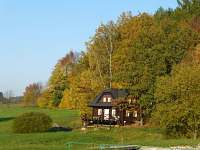 Srub k pronajmutí - dovolená Lom Lipnice nad Sázavou rekreace Kejžlice