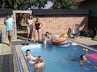 bazénová párty Vysočina
