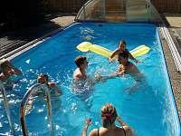 krytý bazén 6x3m