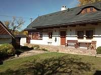 ubytování na Žďársku Chalupa k pronájmu - Nové Město na Moravě - Olešná