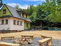 Chata k pronajmutí - dovolená Přírodní koupaliště Nové Město na Moravě rekreace Sněžné - Podlesí