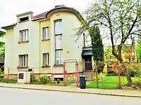 ubytování Svatá Anna u Černovic v apartmánu na horách