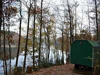 Chata k pronájmu - dovolená  Černý rybník rekreace Červená Řečice