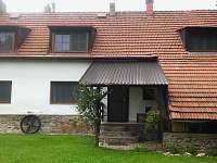 Chaty a chalupy Černovice- Klínot na chalupě k pronájmu - Mezilesí