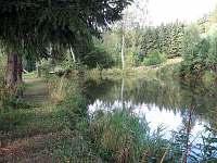 Rybník - chalupa k pronájmu Mezilesí