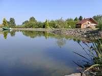 rybník - chata ubytování Řemenov