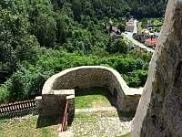 Hrad Svojanov - Kněževes - Veselka