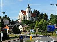 kostel Letovice - Kněževes - Veselka