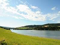 vodní nádrž Křetinka - Kněževes - Veselka