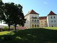Zámek Letovice - Kněževes - Veselka