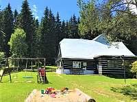 Roubenka na Chobotě - chalupa ubytování Kuklík - 2