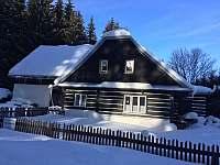 ubytování Sněžné na chalupě k pronajmutí