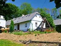 Chaty a chalupy Černovice- Klínot na chalupě k pronájmu - Obrataň - Sudkův Důl