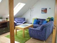 Aparman II-obývací místnost