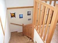 Aparman II-schodiště do patra