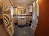 Koupelna Apartmán I (přízemí)