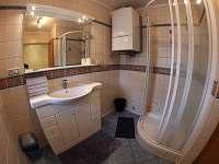 Koupelna, Apartmán I (přízemí)