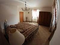 Ložnice Apartmán I (přízemí)